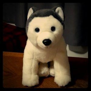 Beanie buddies: Dog